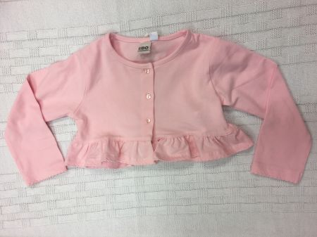 0578ed416 iDO Pink Cotton Cardigan - Juniors Designer Baby Wear
